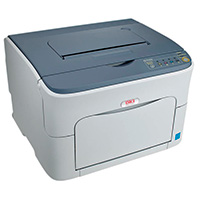 Цветной лазерный принтер Oki C110