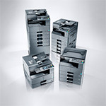 Новые монохромные многофункциональные устройства Kyocera TaskAlfa 1800, 2200, 1801, 2201