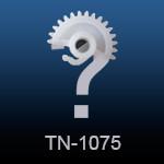 Стартовый картридж Brother TN-1075