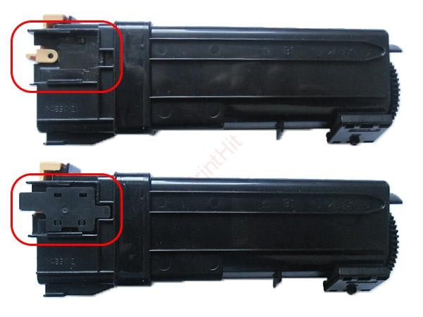 Разница между стартовым и не стартовым картриджами Xerox 6500 | 6505