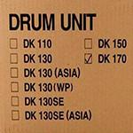 Замена фотобарабана на примере блока Kyocera DK-170
